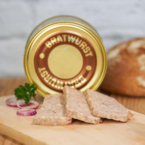 Bratwurst-Dose, 300g