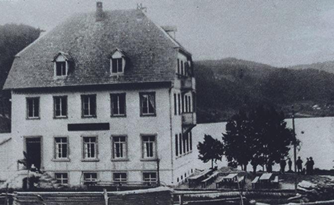 geschichte-Titisee-Hotel-Historie
