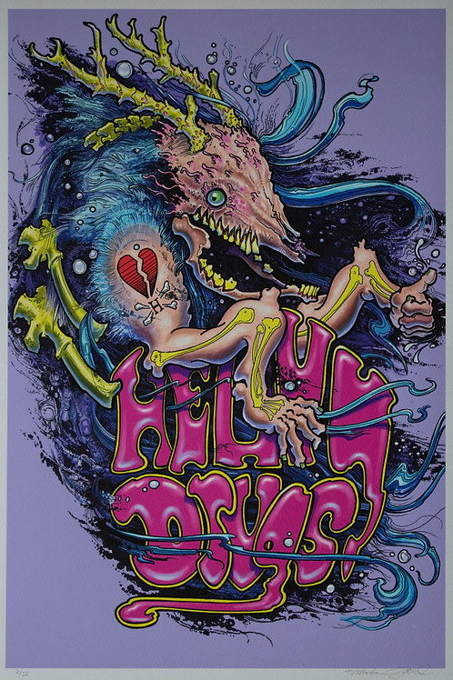 Heavy Drugs print