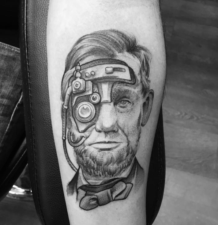 cyborg lincoln