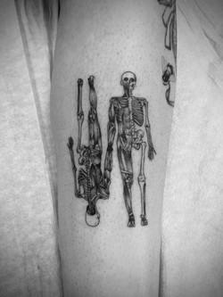 fineline tattoo