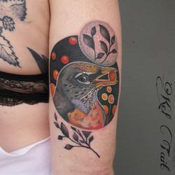 bird and berry