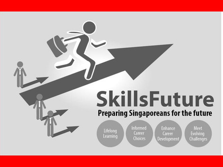 SkillsFuture Working To Benefit All Singaporeans