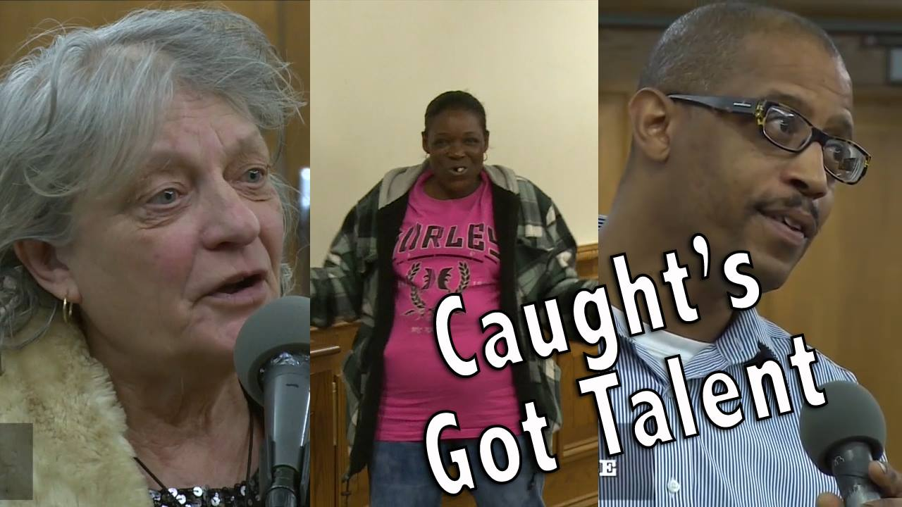 Caught in Providence: Caught's Got Talent