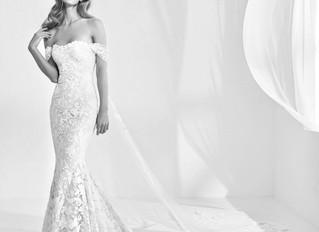 Tendencias en vestidos de novia 2018!!!