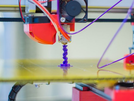 3D Printing: Opening Up