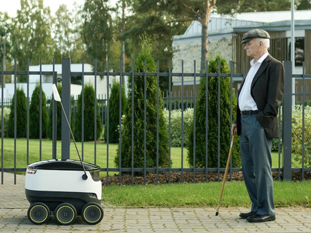 Autonomous Delivery Robots Are Now Legal In Wisconsin