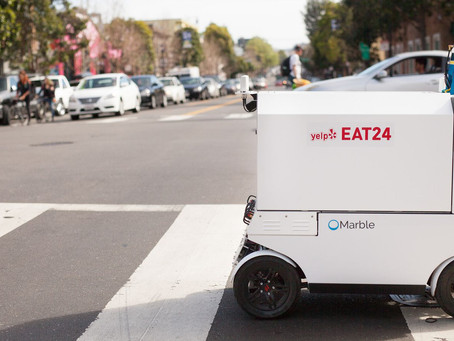 San Francisco Tries To Ban The Autonomous Robot