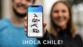 ¡HOLA CHILE! Descubre las herramientas de Relaciones Públicas & MKT que Fitpass tiene para ti
