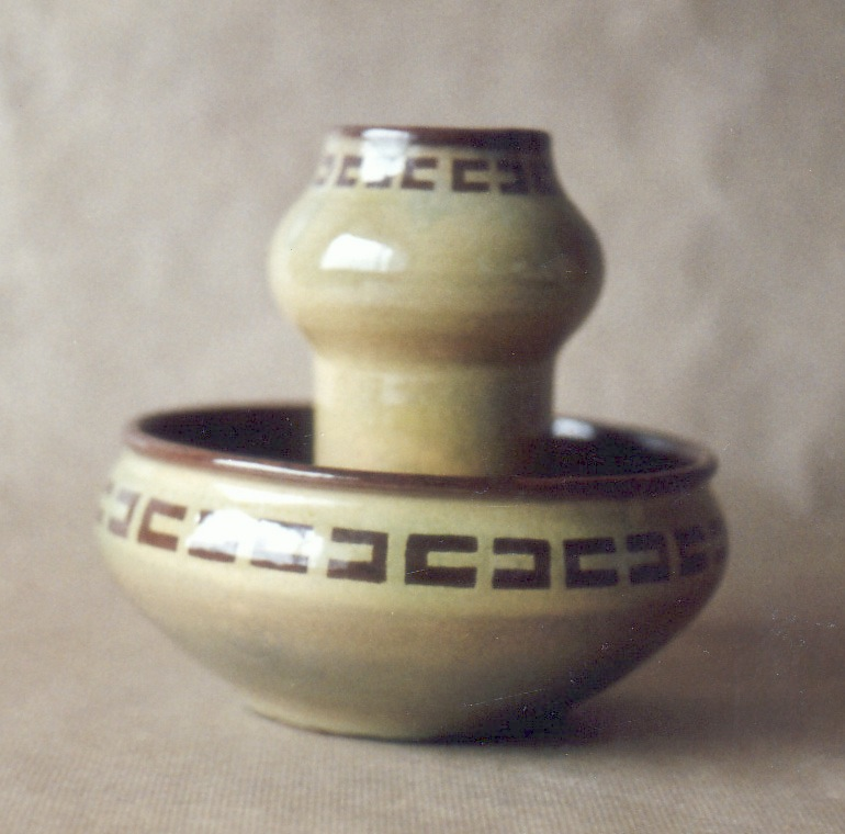 Vase & Bowl