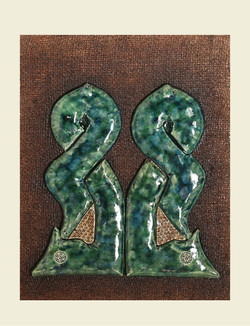 Two Figures of Ancient Typography