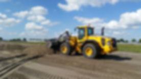 kaarsgrondverzet, kaars grondverzet, kelder uitgraven, tuin uitgraven, het materiaal, inhuren personeel, inhuren zzp, voorbelasting btw, aftrek voorbelasting, shovel huren,
