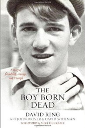 The Boy Born Dead Paperback Book