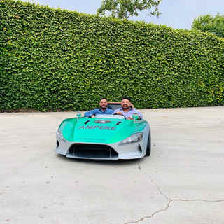 Ampere Electric Roadster
