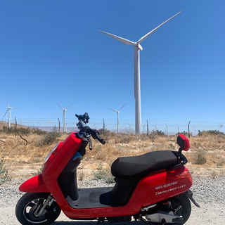 Zoom Electric Scooter in Palm Spring, CA