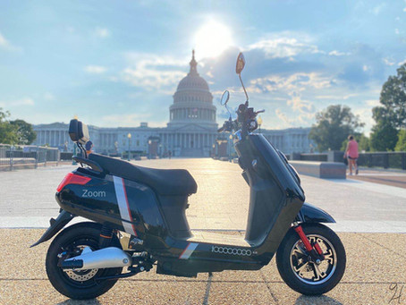 What is the best electric scooter moped for commuting during the pandemic?
