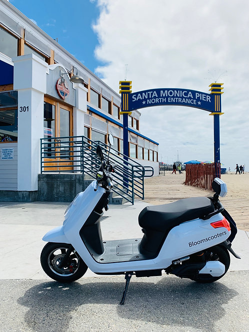 1x Bloom Electric Scooter on sale