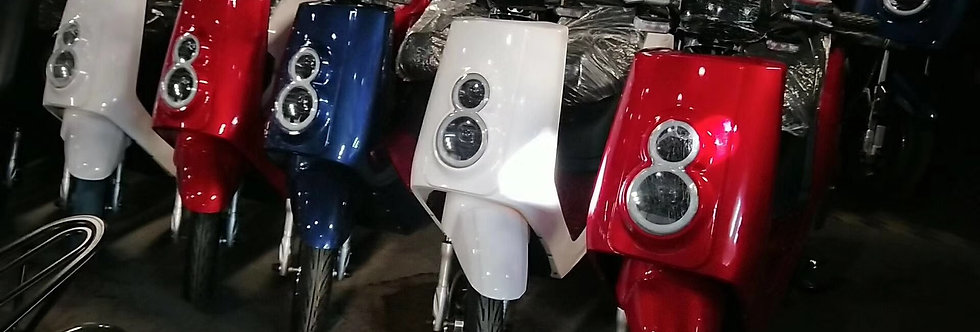 Zoom Electric Scooter Partial payment