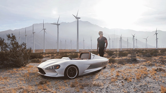 $9900 Ampere Electric Roadster Reservation
