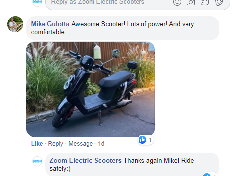 Happy Zoomer Mike