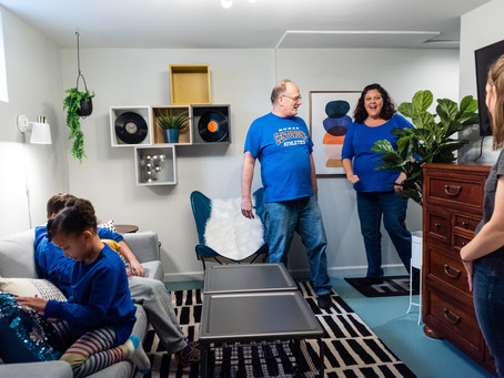 SweetSpace Community Basement Project