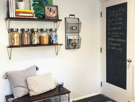 Kitchen Corner Make-Over