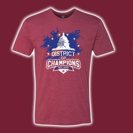 District of Champions Red