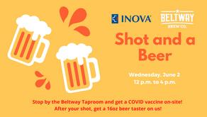 Shot and a Beer Recap!