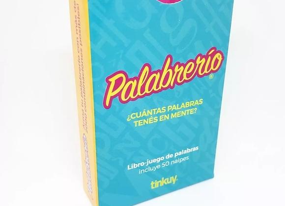 PALABRERÍO - TINKUY