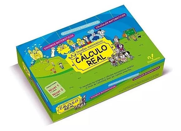 CÁLCULO REAL - DIVERMENTE