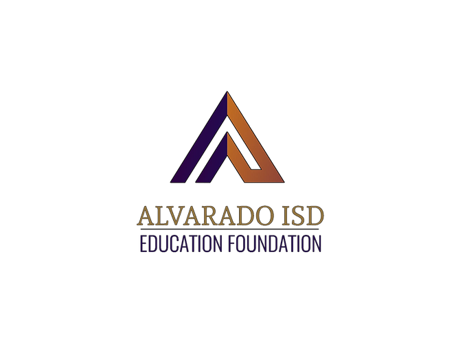 Alvarado ISD Education Foundation Logo