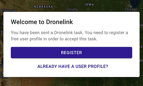 Register for a Free User Profile
