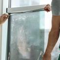 Home Window Film Installation