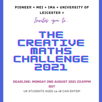 Results for UK Creative Maths Challenge