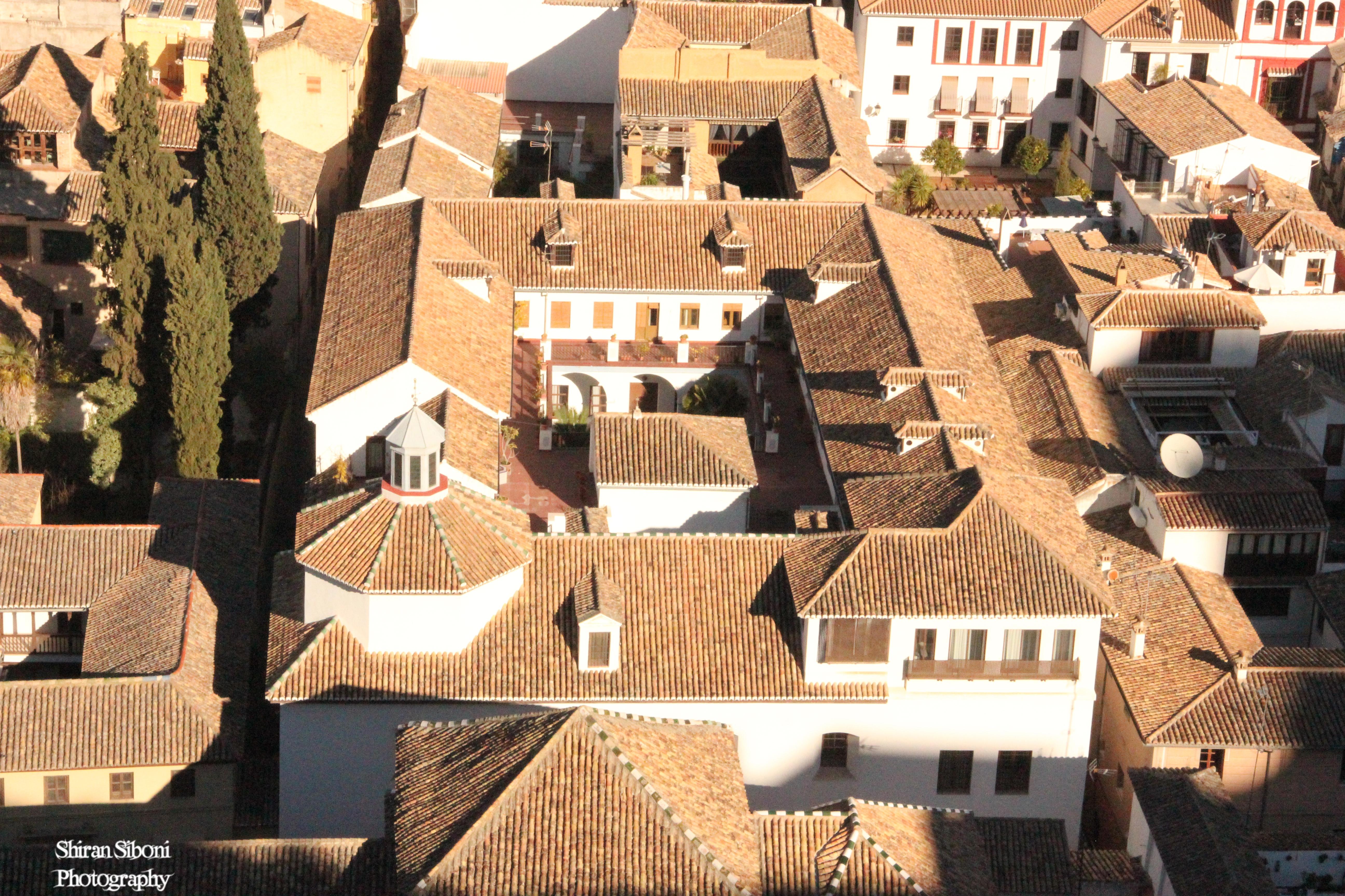 אלבאיזין - העיר העתיקה