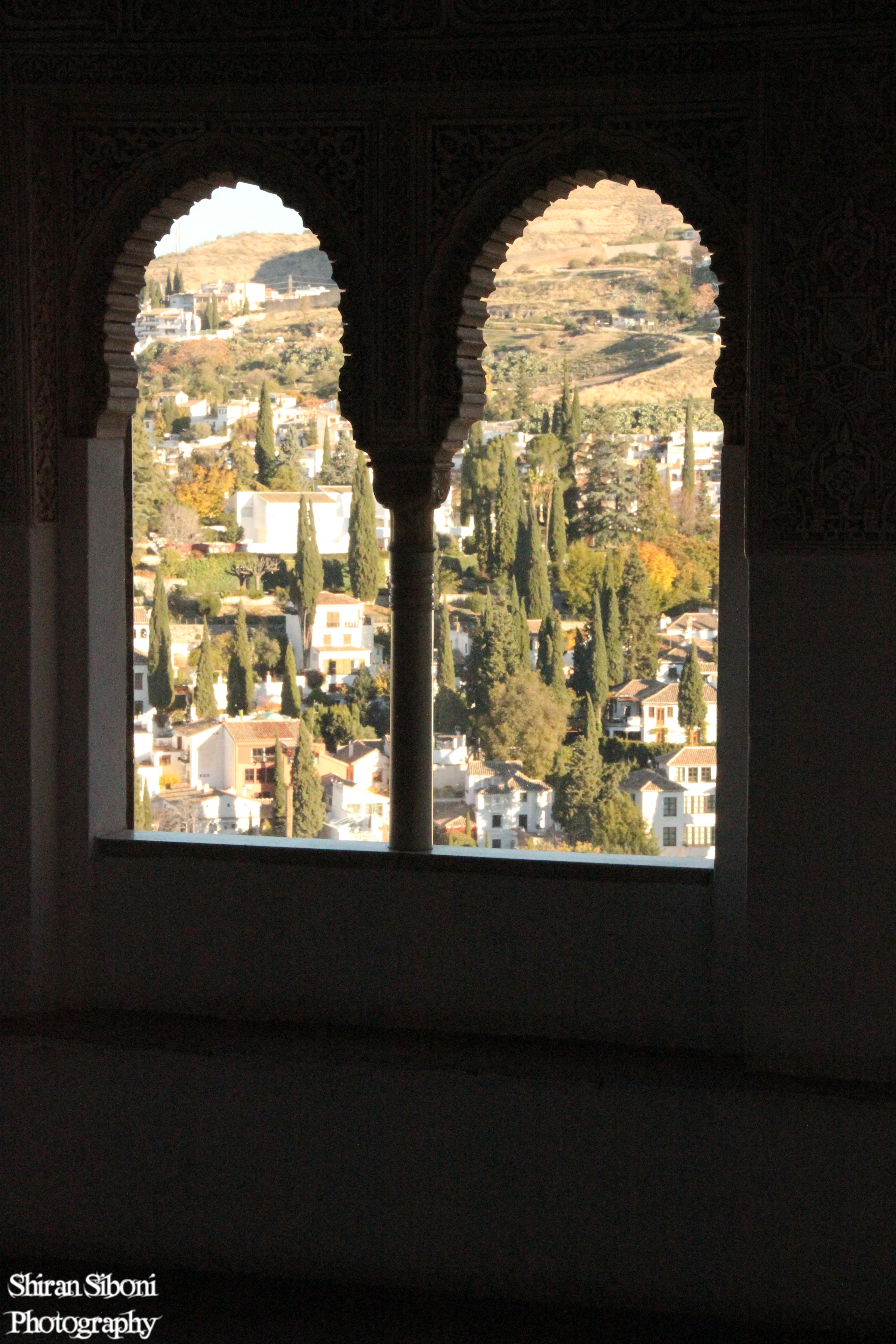 נוף העיר העתיקה