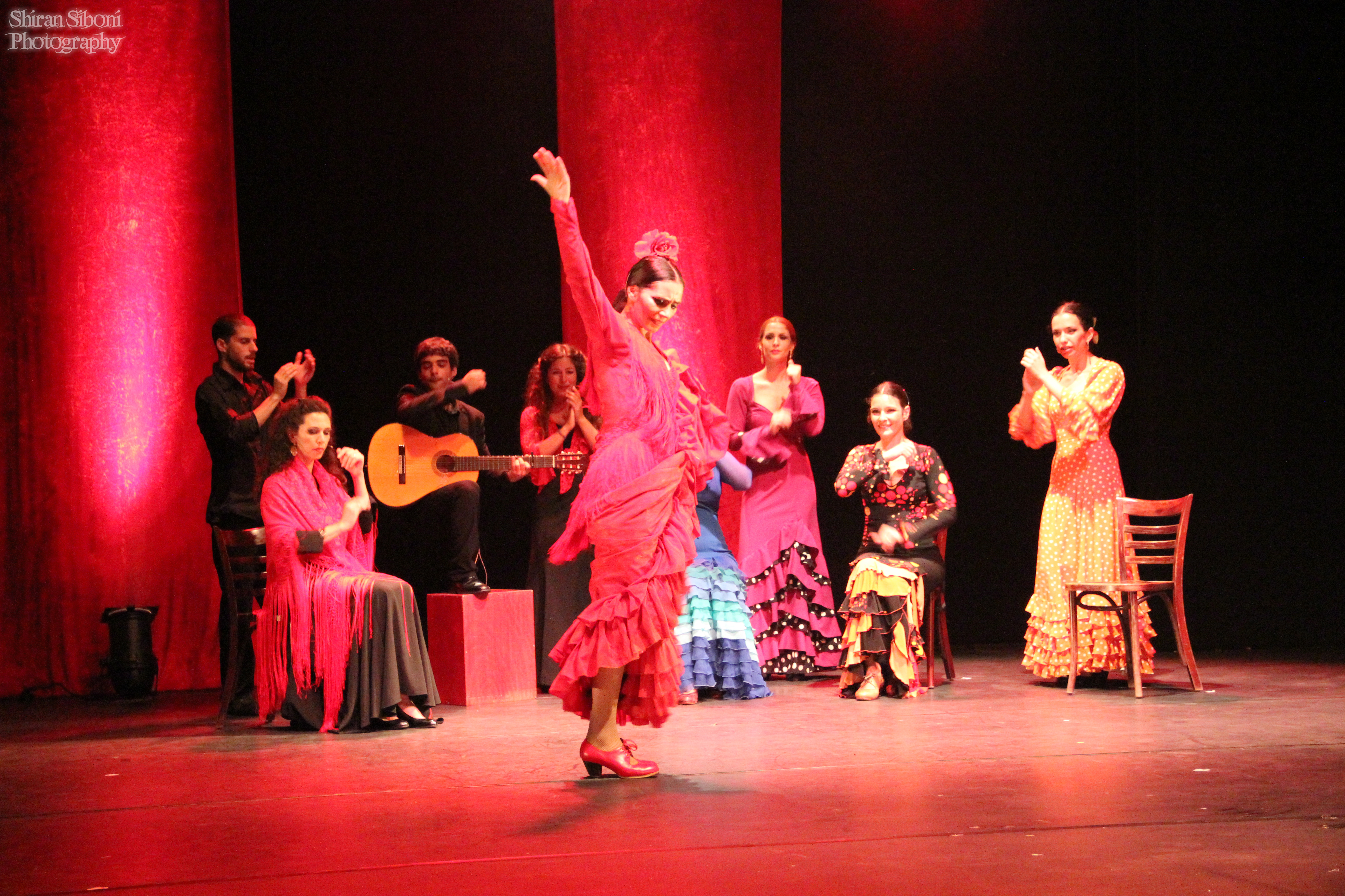 Flamenco Natural dance company