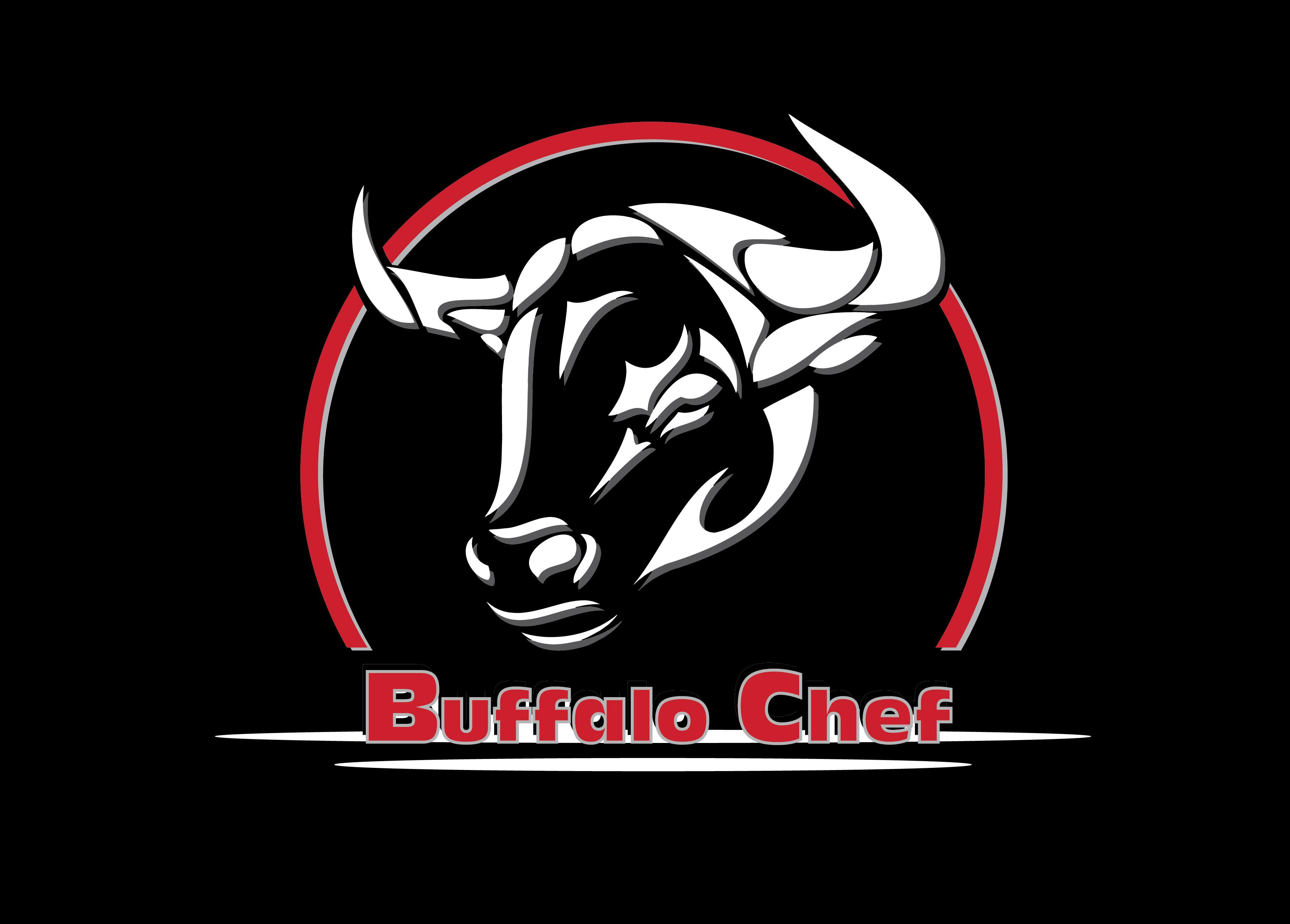 Buffalo Chef - white