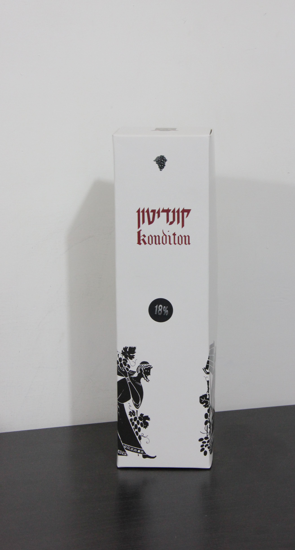עיצוב אריזה ליקב הכורמים