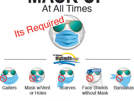 Mask Do's and Dont's