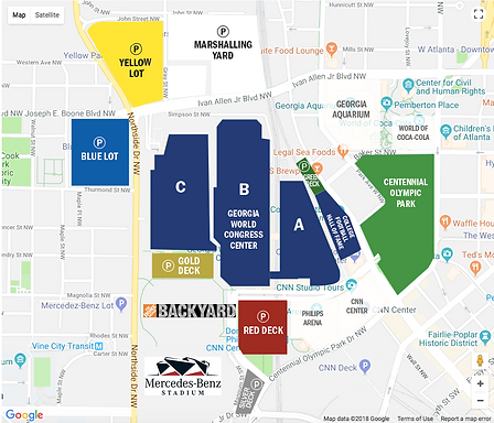 Bigsouth event location parking gumiabroncs Image collections