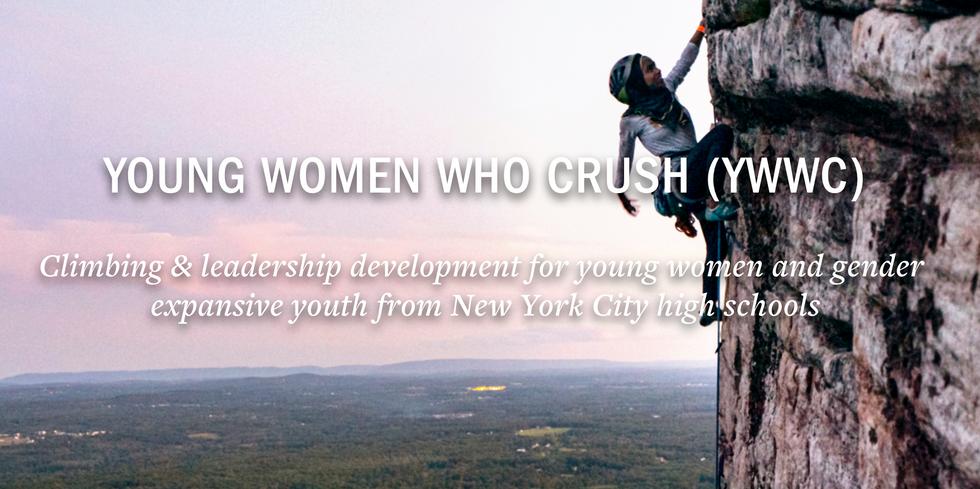 Young Women Who Crush