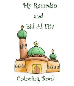 My Ramadan Coloring Book