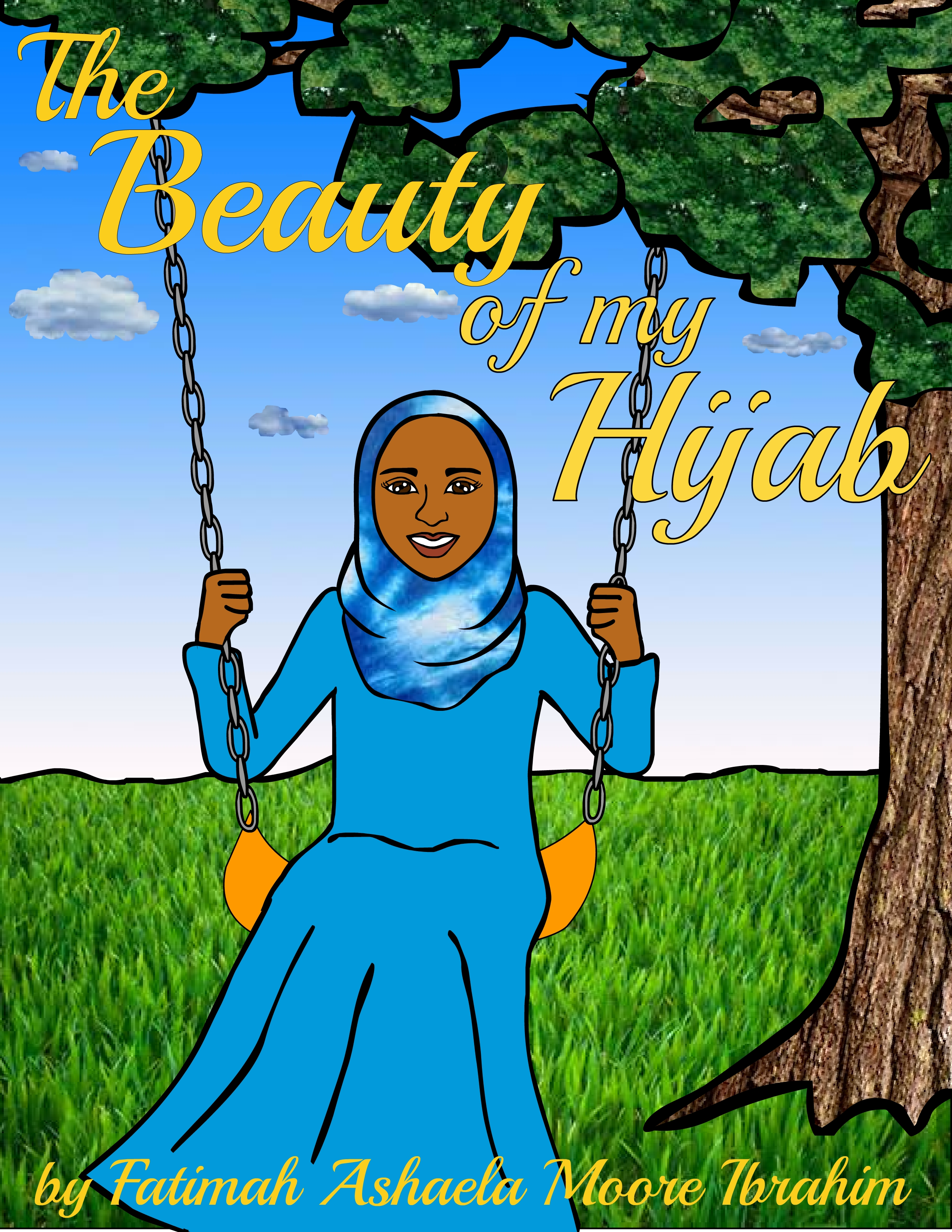 The Beauty of My Hijab