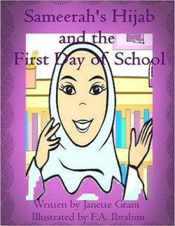 Sameerah's Hijab and the First Day of School