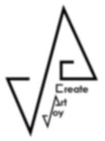 Create Art Joy CAJ entertainment logo