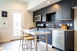 Model Unit 306. Kitchen