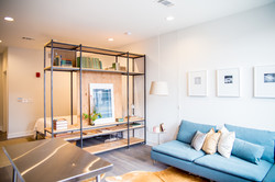Model Unit 306. Living Area