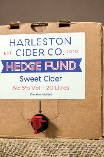 20L Hedge Fund (Sweet) - 5% ABV
