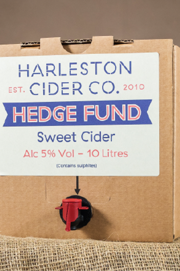 10L Hedge Fund (Sweet) - 5% ABV